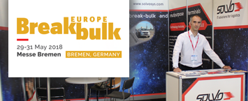 Recap: SOLVO at BreakBulk Europe 2018