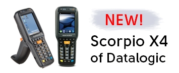 Datalogic Skorpio™ X4 Mobile Computer Now Available from SOLVO
